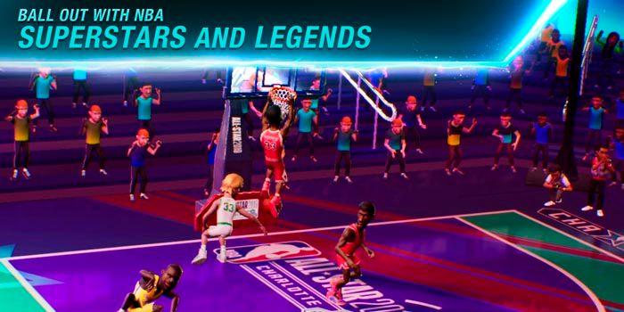 NBA 2K Playgrounds para móviles