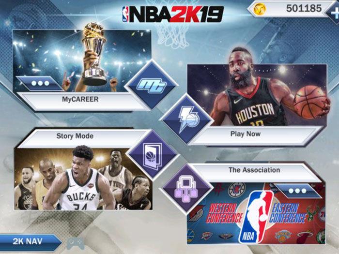 NBA 2K19 para Android