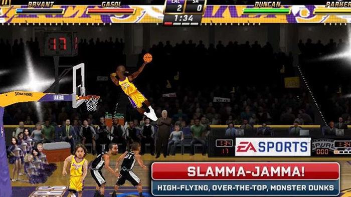 NBA Jam para Android