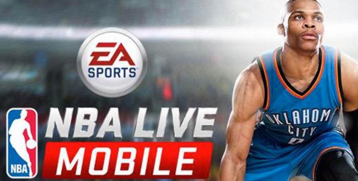 NBA Live Mobile Descargar