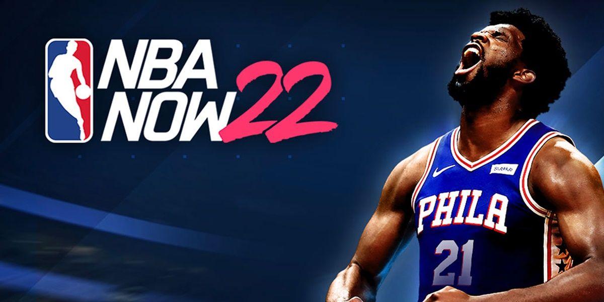 NBA NOW 22 el mejor juego si te gusta la NBA