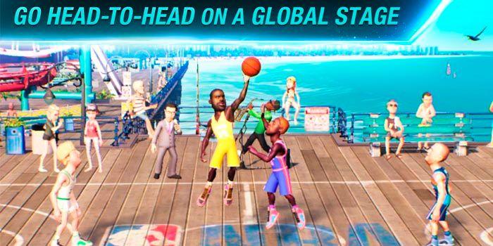 NBA Playgrounds mobile