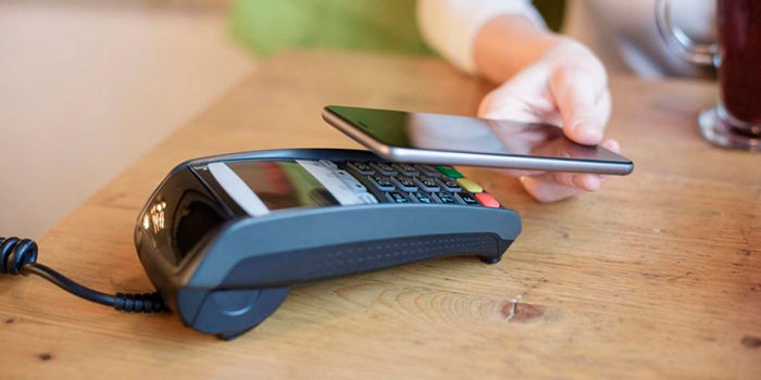 NFC pagos moviles