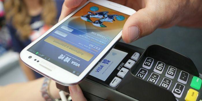 NFC sistema de pago