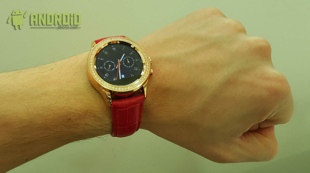 NO.1 D2 Smartwatch review