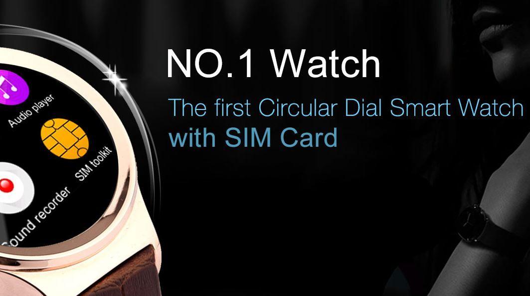 NO.1 Watch Características