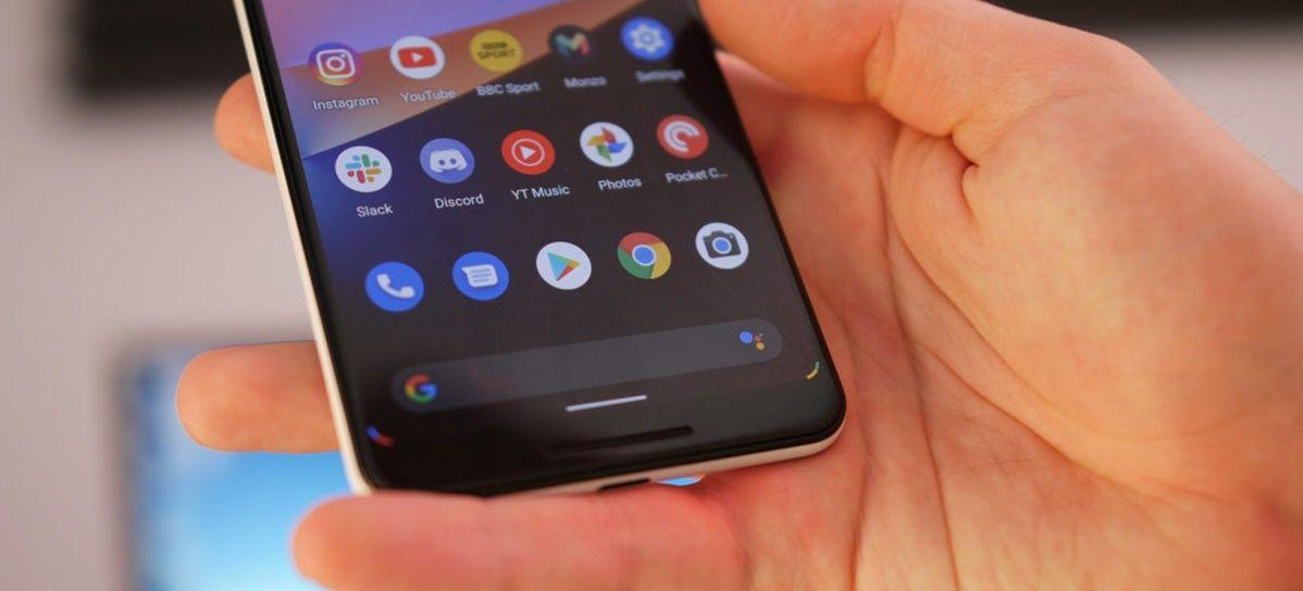 Navegacion gestos android 10