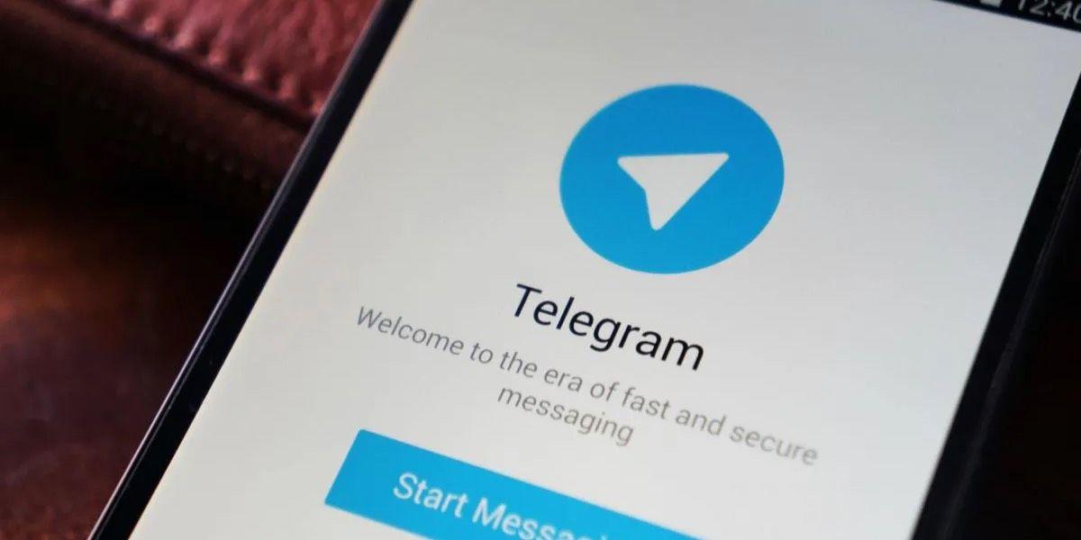 Negritas en Telegram