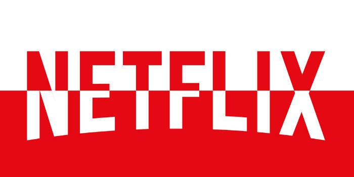 Netflix Logo Blanco y Rojo