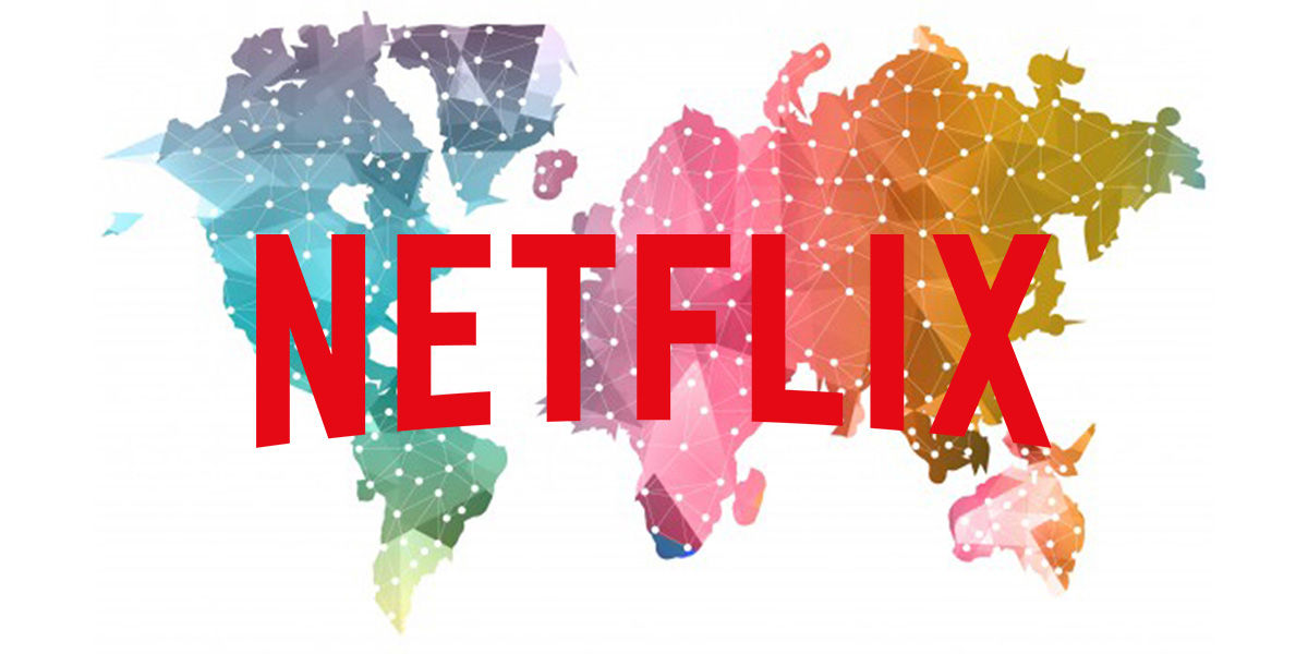 Netflix cambia segun el pais