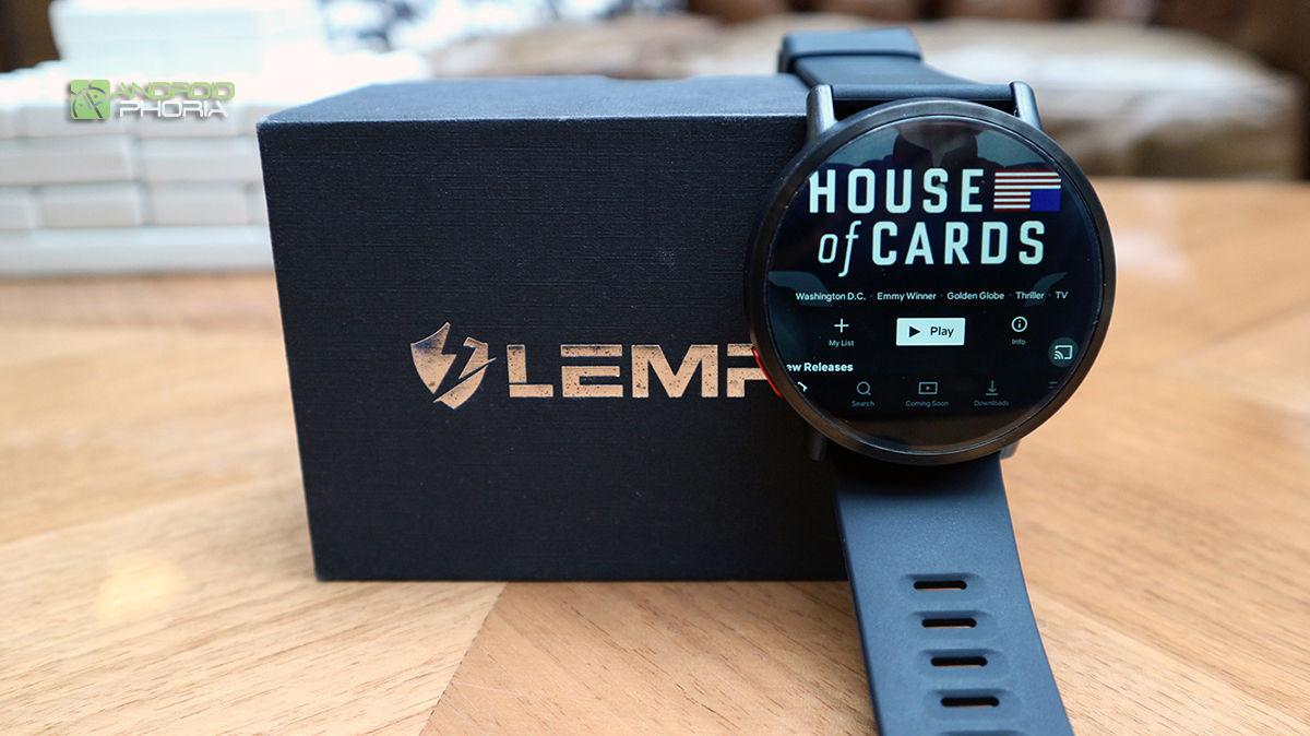 Netflix en LEMFO Lemx