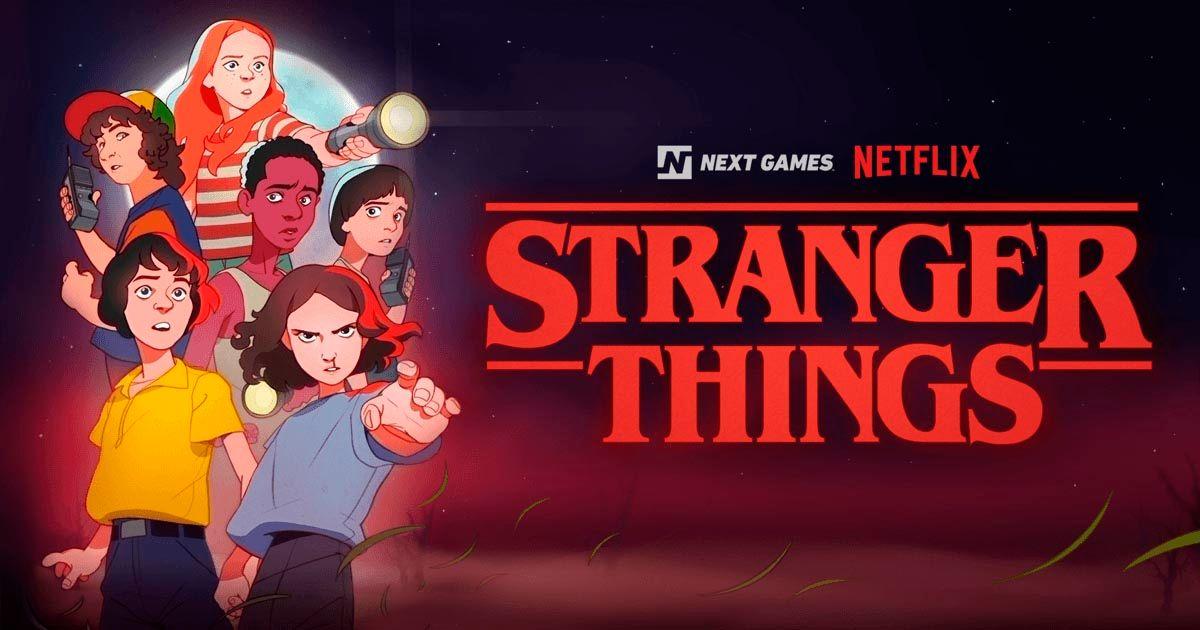 Netflix lanzo dos videojuegos