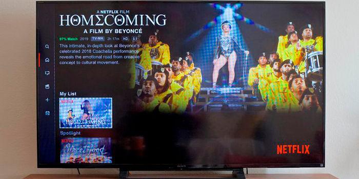 Netflix mejora el sistema de sonido dolby