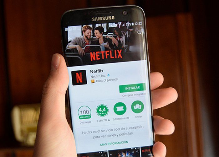Netflix modificado para Android