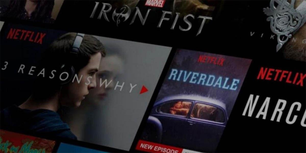 Netflix para ver series y peliculas