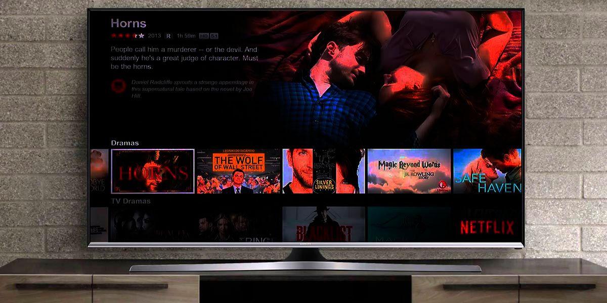 Netflix se ve oscuro en Android TV solucion