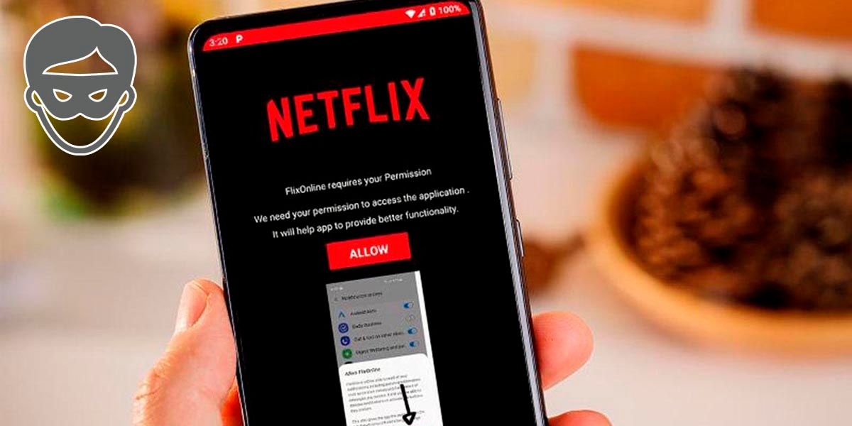 Netflix supension de cuenta corro estafa