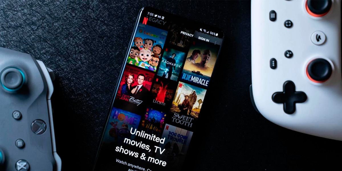 Netflix ya esta probando sus propios juegos