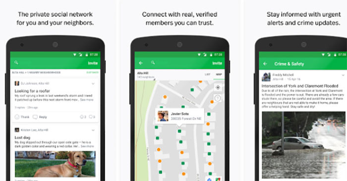 Nextdoor para Android