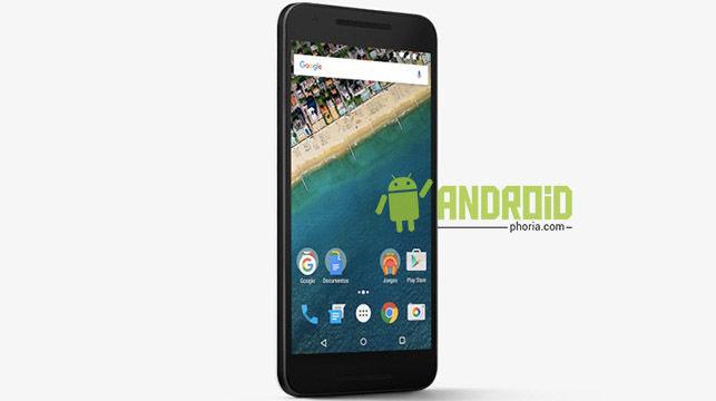 Nexus 5X baja 80 euros de precio en 2 semanas