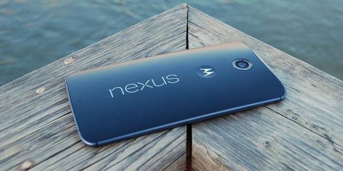 Nexus 6 azul oferta