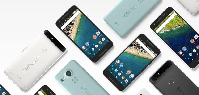Desbloquear bootloader del Nexus 5X y Nexus 6P