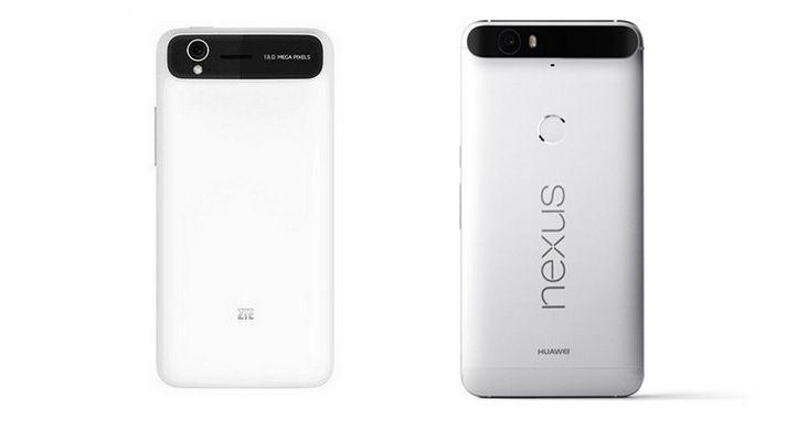 Nexus 6P es un plagio del ZTE Grand S