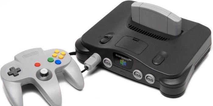 Nintendo 64 Mini nueva para 2018