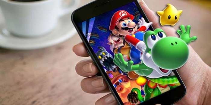 Nintendo busca un desarrollador para sus juevos moviles