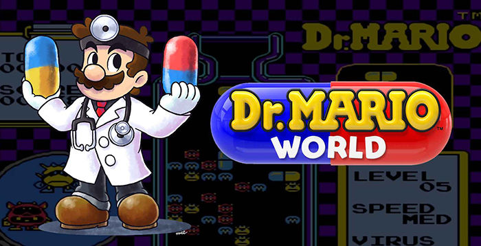 Nintendo lanzara Dr Mario World en Android iOS