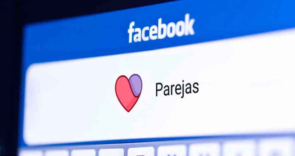 No aparece Facebook Parejas