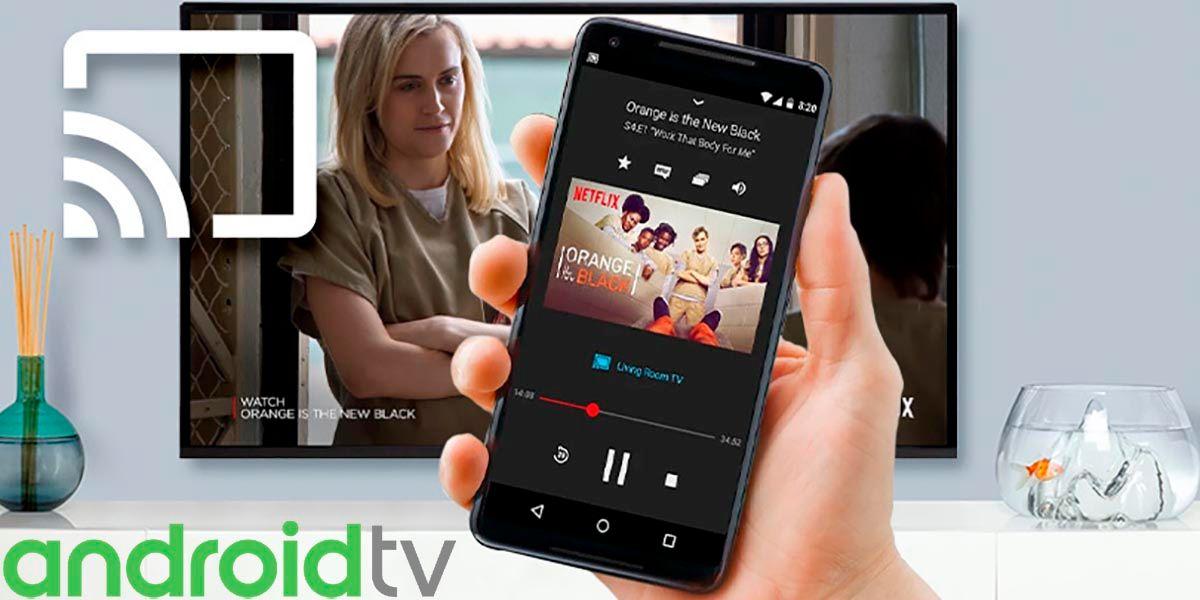 No puedo conectar movil al Android TV solucion