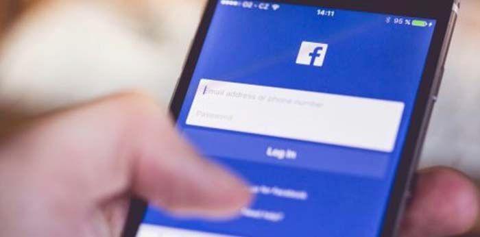 No puedo entrar en Facebook