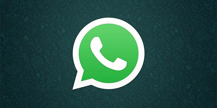 No se muestran los contactos de WhatsApp