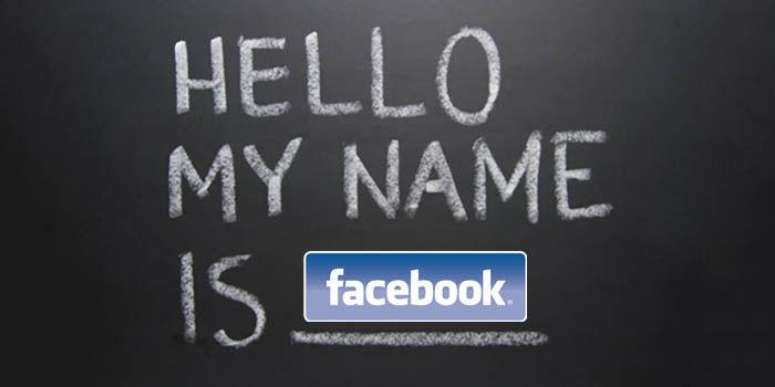 No usar nombre real en Facebook