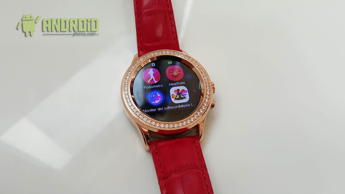 No.1 D2 Smartwatch Análisis