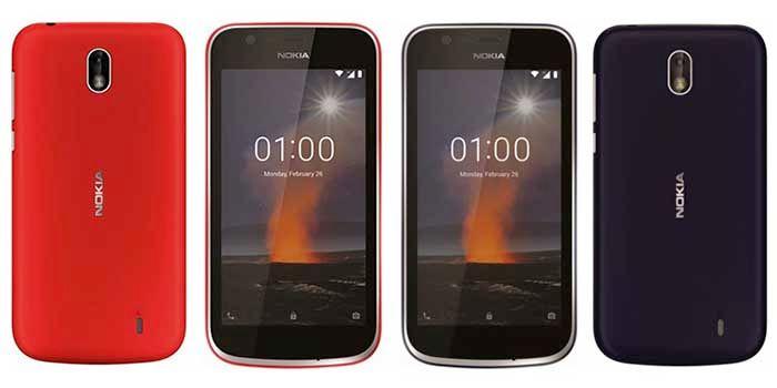 Nokia 1 Android Go