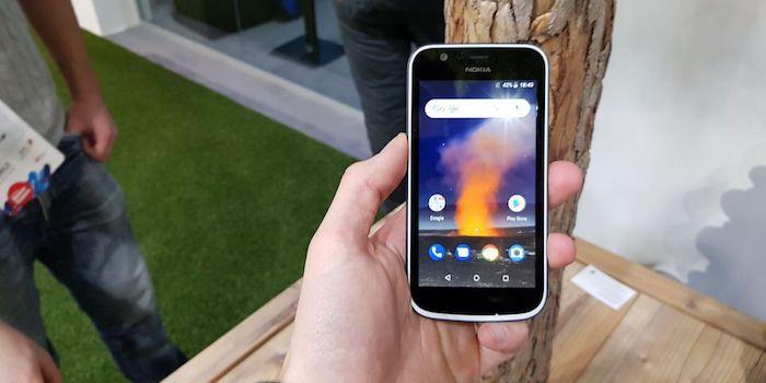 Nokia 1 primeras impresiones