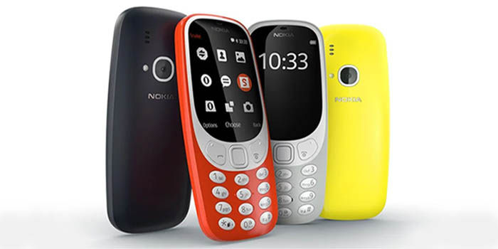 Nokia 3310 version 4G LTE