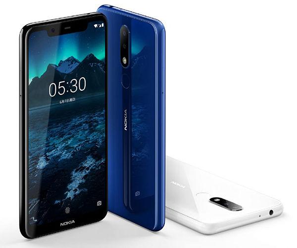 Nokia 5.1 Plus especificaciones