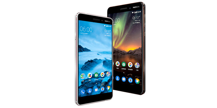Nokia 6 2018 especificaciones precio lanzamiento