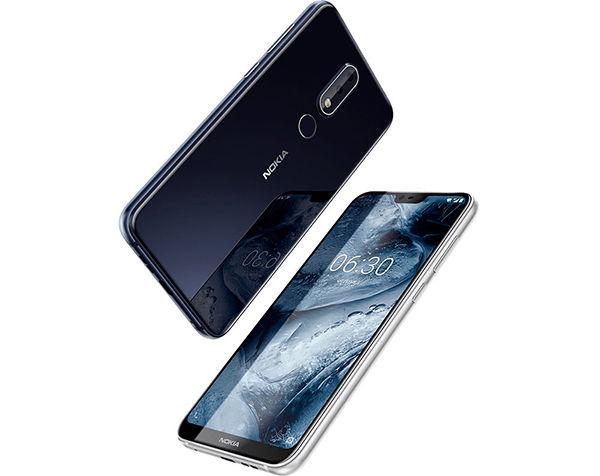 Nokia 6.1 Plus precio