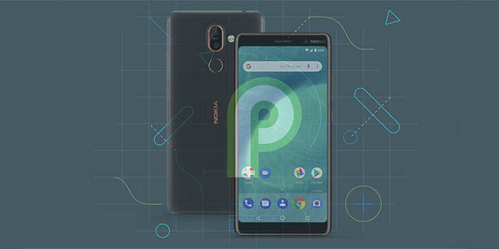 Nokia 7 Plus Android Pie