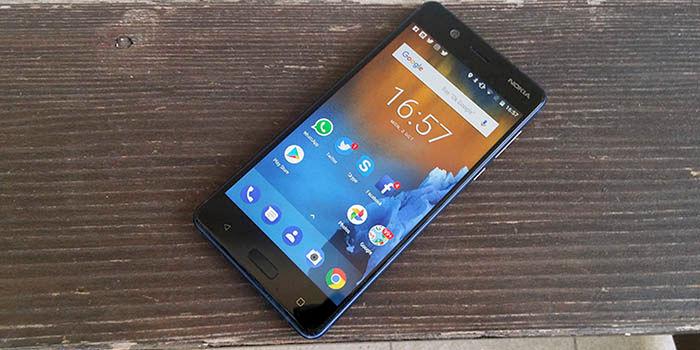 Nokia 7 Plus Face Unlock