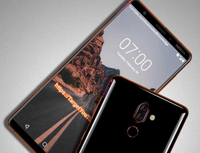 Nokia 7 Plus filtrado