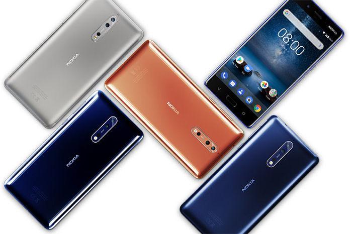 Nokia 8 Pro Vs Nokia 8 Sirocco