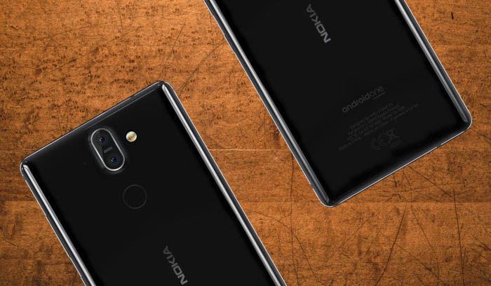 Nokia 8 Sirocco camaras