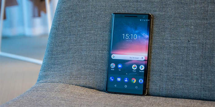 Nokia 8 Sirocco un desastre de movil