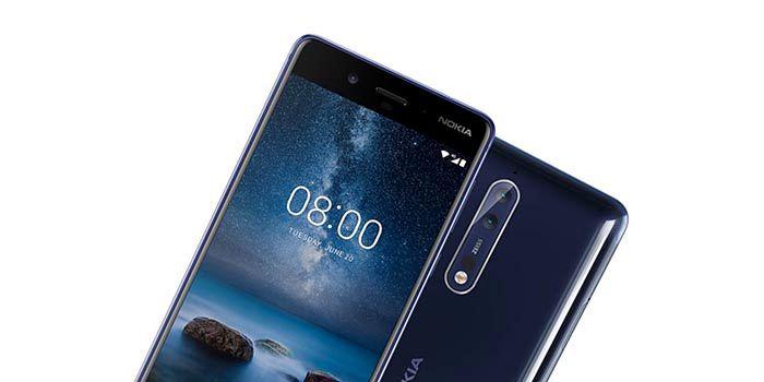 Nokia 8 especificaciones