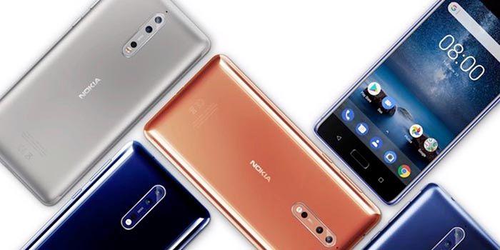 Nokia 8 lanzamiento